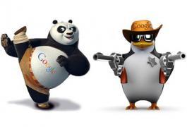 Diferencias google penguin y google panda