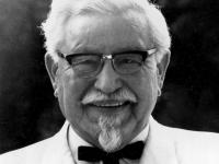 Harland David Sanders, el emprendedor de las franquicias Kentucky Fried Chicken