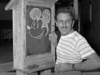 Walt Disney, un emprendedor con imaginación