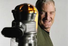 James Dyson, un emprendedor e inventor incansable
